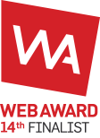 WEB AWARD 14th FINALIST